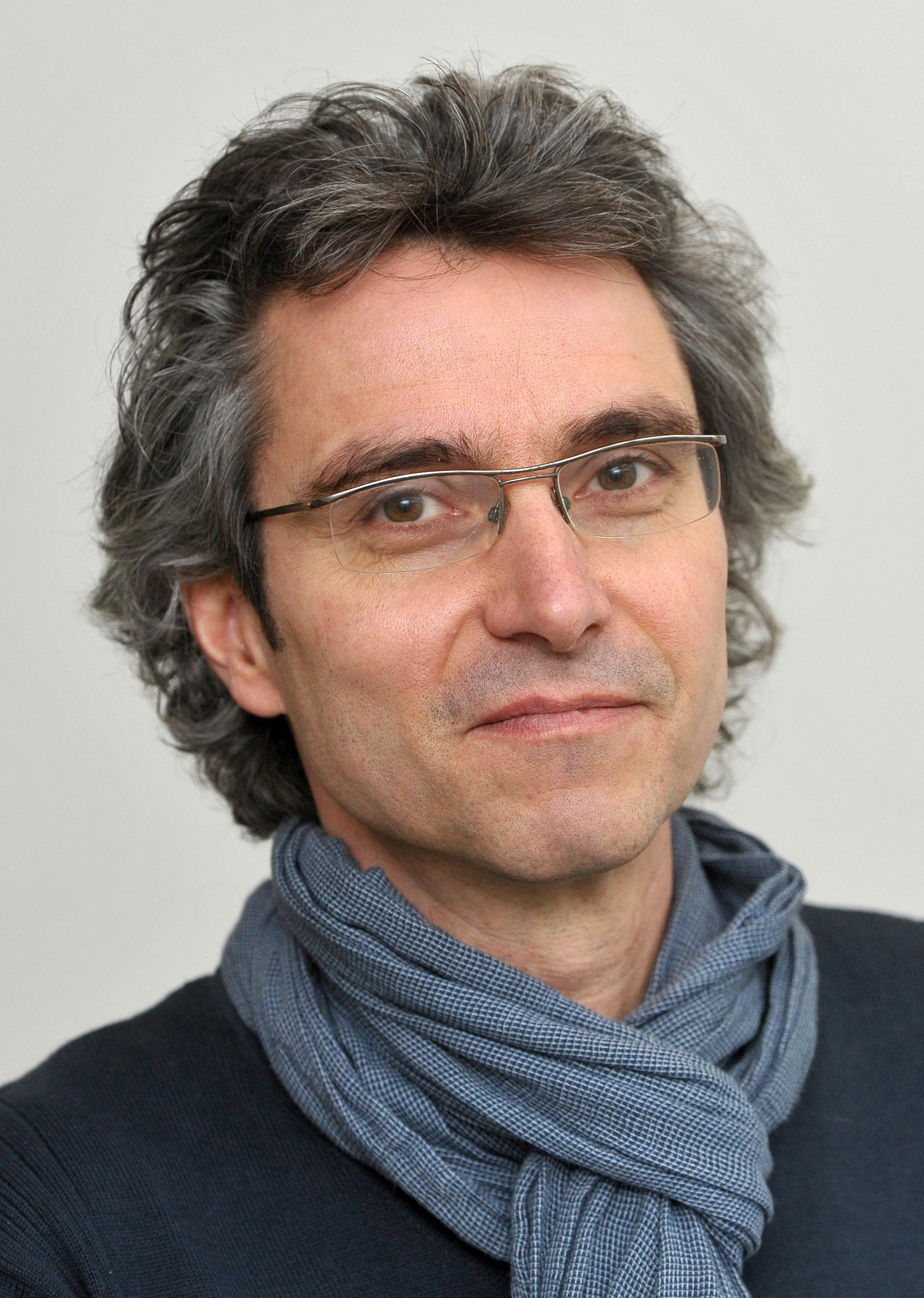 Portraet Kommentar - Leitartikel - Standpunkt - Redakteur Kultur Mark DanielFoto: Andreas Döring (Doering)